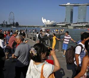 Una imatge de singapur.