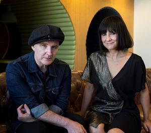El duo aragonès Juan Aguirre i Eva Amaral llança nou disc.