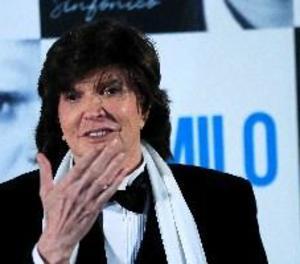 Mor als 72 anys el cantant Camilo Sesto