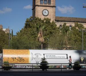 Una campanya contra el tabaquisme.
