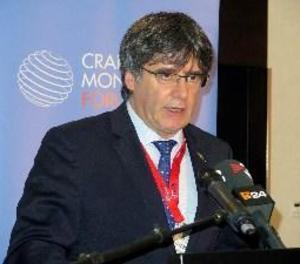 Puigdemont nega els vincles amb els CDR a la presó: És una narrativa per aturar-me