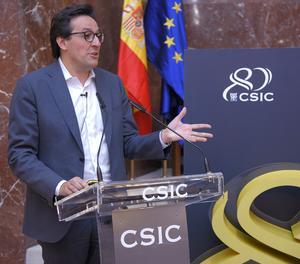 Darío Gil, director mundial d'investigació d'IBM.