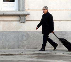 L'advocat Francesc Homs, exdiputat del Parlament i el Congrés, exerceix la defensa de Joaquim Forn, Jordi Turull i Josep Rull.