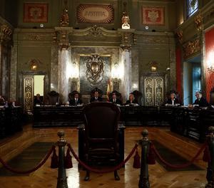La vista al Tribunal Suprem per revisar la condemna d'entre 2 i 13 anys de presó que va imposar l'Audiència Nacional a vuit joves per agredir a dos guàrdies civils i les seues parelles a Alsasua.