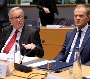 La UE i el Regne Unit aconsegueixen un acord per al 'brexit'