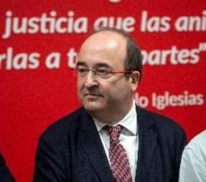 Miquel Iceta, únic candidat a encapçalar la primera secretaria del PSC