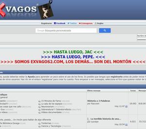 Multa de 400.000 euros per al web exvagos.com