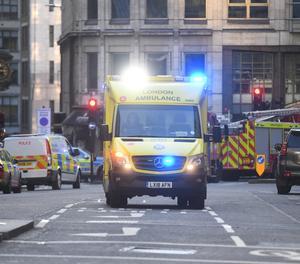 Un detingut després d'un incident amb un ganivet a prop del Pont de Londres