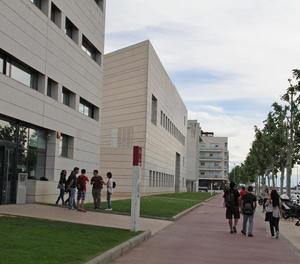 El campus de Cappont de la UdL, en una imatge d'arxiu.