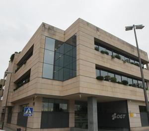 La seu de la Direcció General de Trànsit(DGT) a Lleida.