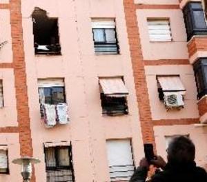 Una tapa del reactor de Tarragona va volar tres quilòmetres i va matar la primera víctima