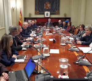 El Poder Judicial avala Delgado com a fiscal general amb 12 vots a favor i 7 en contra