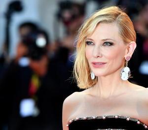 L'actriu australiana Cate Blanchett va elogiar el festival italià.