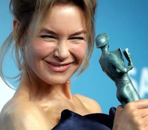 Renée Zellweger, millor actriu protagonista pel seu paper a 'Judy'.
