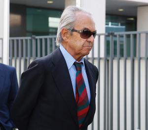 L'expresident de Bankinter Jaime Botín.