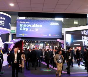 Una edició anterior del Mobile World Congress a Barcelona.