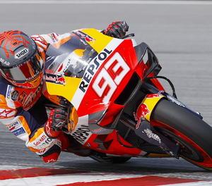 Marc Márquez renova amb Honda per quatre temporades