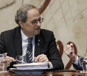 Torra demana una oferta electoral comuna de JxC i ERC