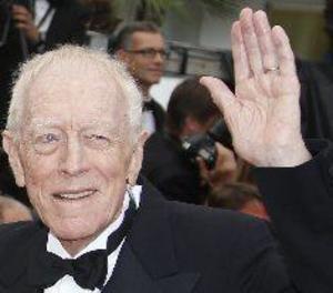 Mor als 90 anys l'actor Max von Sydow