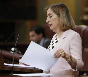 La vicepresidenta segona del Congrés i diputada del PP Ana Pastor