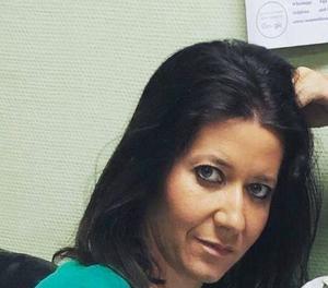 Mila García, enfermera en un hospital de día oncológico.