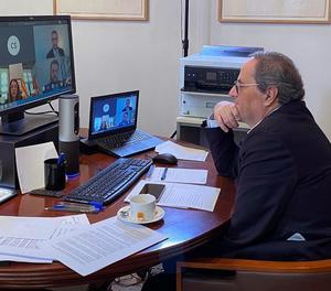 Torra demana a Sánchez els informes que avalen flexibilitzar el confinament