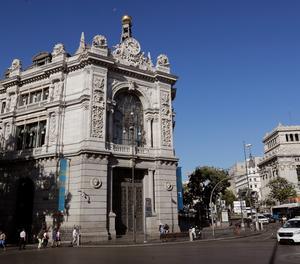 La seu del Banc d'Espanya