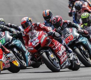 El Mundial de MotoGP arrancarà el juliol amb dos curses seguides a Jerez