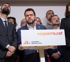 ERC guanyaria folgadament a Catalunya i podria elegir aliats, segons un sondeig