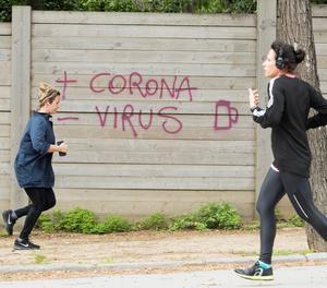 L'ús de mascareta a partir d'aquest dijous no és obligatori per anar en bici i córrer
