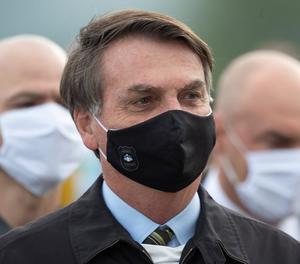 El president del Brasil, Jair Bolsonaro.