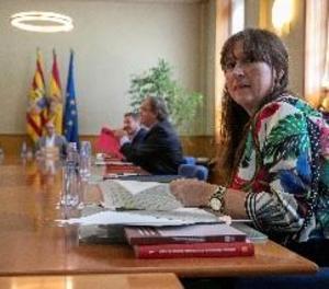 L'Aragó analitzarà el cap de setmana el canvi de fase en comarques de la Franja amb brots