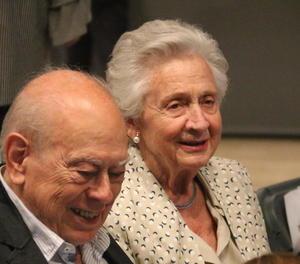 Jordi Pujol i Marta Ferrusola i els seus set fills estan acusats d'organització criminal.