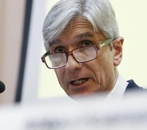 El secretari de Salut Pública, Josep Maria Argimon