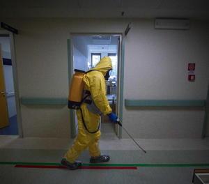 Troben virus en superfícies d'habitacions d'hospital procedent de l'aire de l'exterior