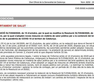 Entra en vigor la limitació horària a les botigues de 24 hores a Catalunya