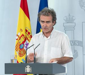 Imatge d'arxiu de Fernando Simón.