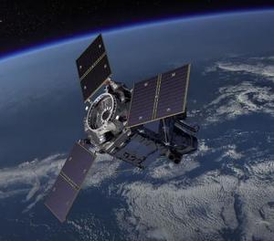Vista del satèl·lit espanyol Seosat-Ingenio.