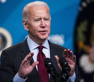 El president dels EUA, Joe Biden.
