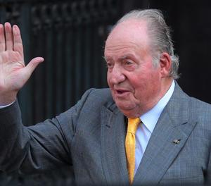 El rei emèrit Joan Carles