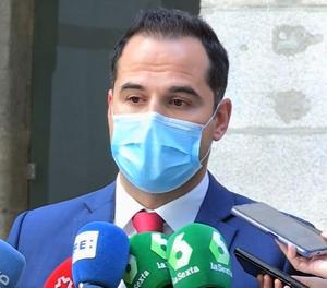 El vicepresident de la Comunitat de Madrid, Ignacio Aguado.