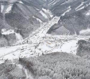 La temporada de neu als Alps s'ha reduït gairebé un mes en mig segle