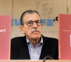 Fallece Julen Madariaga, un dels fundadors d'ETA