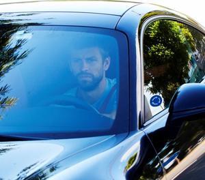 Arxivat l'expedient a Piqué per dir que els àrbitres xiulen a favor del Reial Madrid