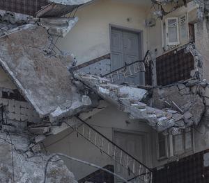 """Durant els últims vuit dies, aGaza els bombardejos de l'Exèrcit israelià """"han destruït 76 edificis"""""""