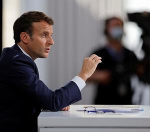 Condemnat a quatre mesos de presó firmi l'home que va bufetejar Macron