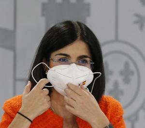 Sanitat es resisteix a posar data al final de la mascareta