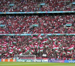 La UEFA investiga possibles actituds racistes al Puskas Arena