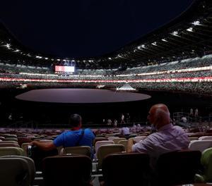 Comença la cerimònia inaugural dels Jocs Olímpics de Tòquio