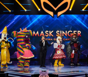 'Mask Singer' arriba a la final